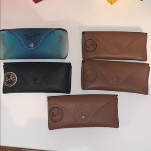 Ray bans glasses case! Any color available.